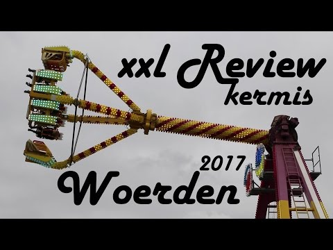 XXL REVIEW: kermis Woerden 2017