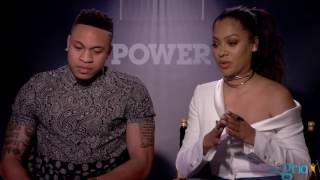 La La Anthony and Rotimi's characters will shake things up in Season 4 of 'Power'