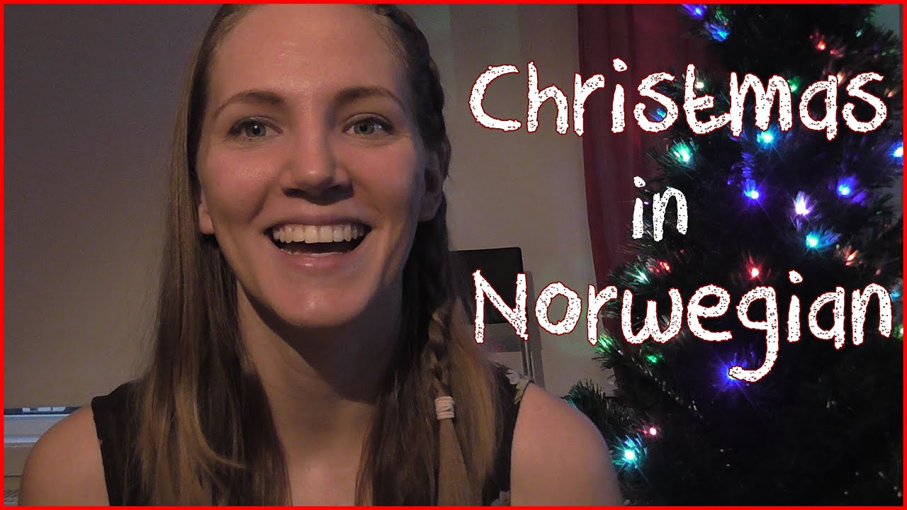 Norwegian Christmas Traditions - YouTube