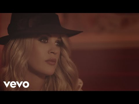 Muss - Carrie Underwood's Sultry Drinking Alone Video Has People Talking