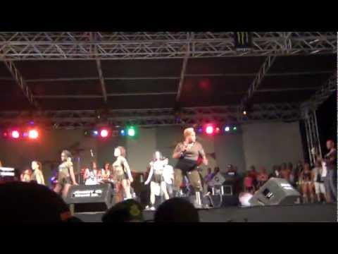 Denise Belfon - Saucy - Wining Queen Live - Army Fete 2013