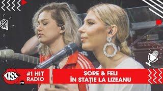Sore &amp Feli - In statie la Lizeanu (Cover #neasteptat)