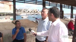 Bari, Municipale a N'derre a la Lanze contro gli abusivi: sequestrate bevande e frigoriferi