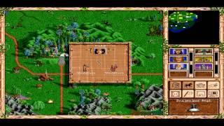 Stare gry: Zagrajmy w Heroes of Might and Magic 2 - Początek scenariusza szóstego [#9]