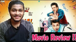 Fryday | Full Movie Review | Govinda, Varun Sharma | Govinda Is Back |