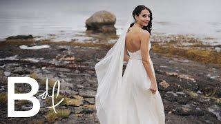 Real Wedding Video: Lene + Russ