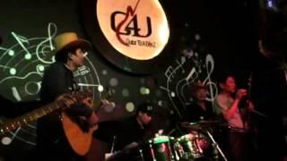 Ca dao Con cò - NSND nhị Thế Dân giao lưu G4U band (7/12/15)