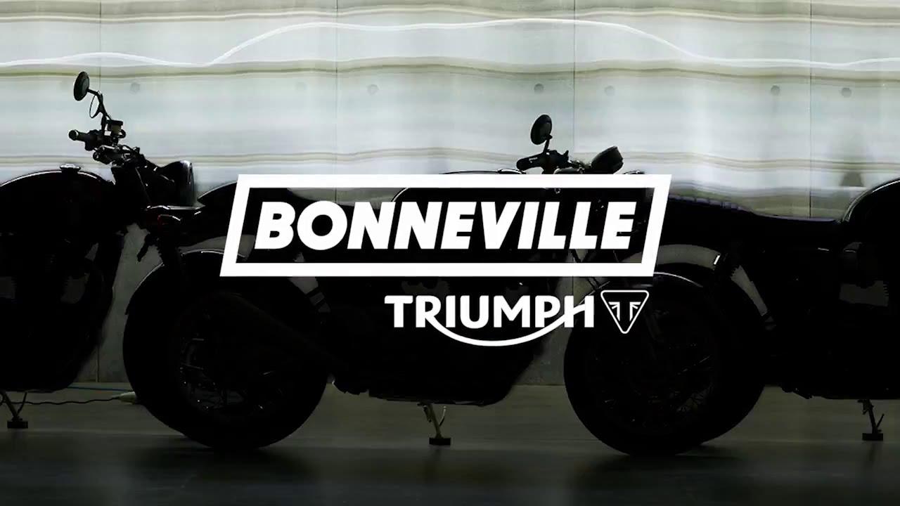 画像: 2016 Triumph Bonneville official teaser www.youtube.com