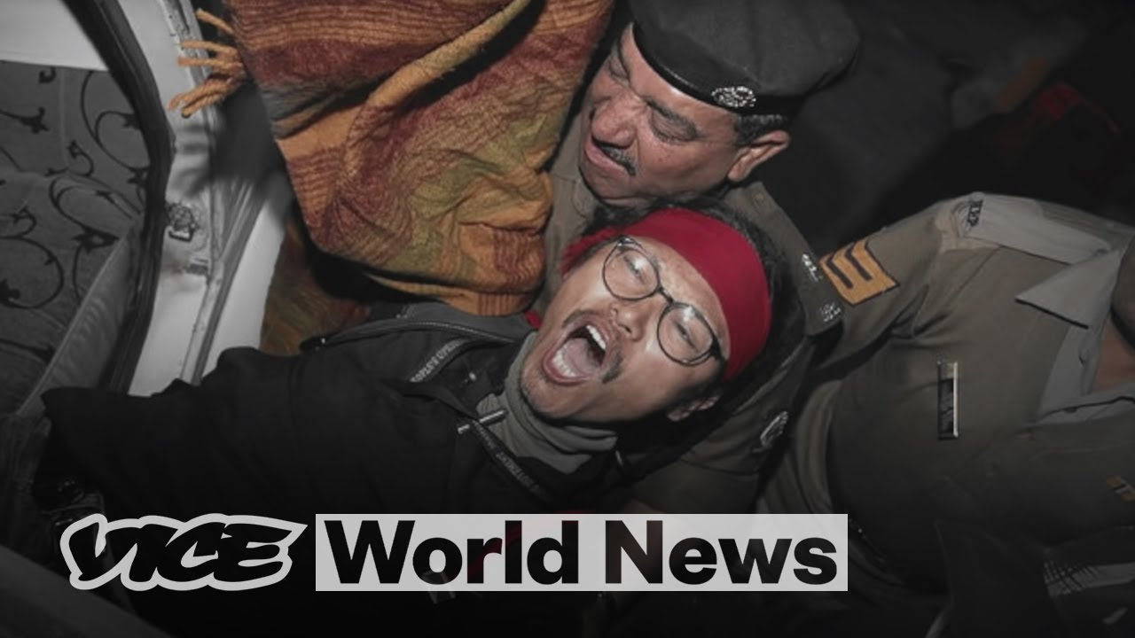 Meet the Tibetan Activist Arrested 16 Times