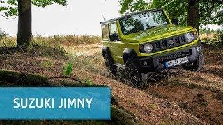 Suzuki Jimny 2019   Primera prueba   Review   Diariomotor