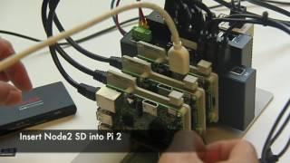 Video Raspberry Pi 3 Cluster Computer - MPICH2 & MPI4Py download MP3, 3GP, MP4, WEBM, AVI, FLV Juli 2018