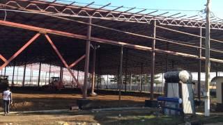 Строительство ангаров(, 2015-01-19T13:28:42.000Z)