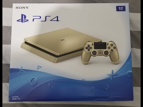 Dica do Dia: Playstation 4 Slim Gold via Jonysbazar.com Redirecionamento e venda online Dhyogo