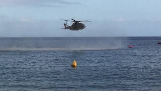 Festival Aéreo - Força Aérea Portuguesa -Air Force  Helicópteros EH-101.