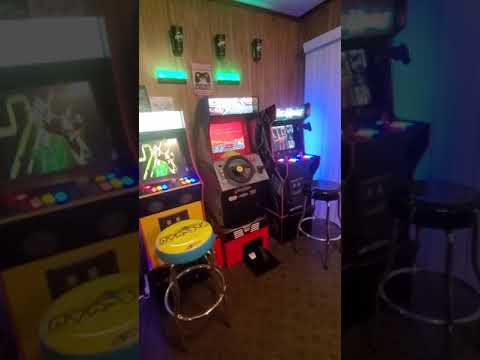 Thanks To Arcademodup And Retropieguy For The Upgrades .. Arcade1up Modded from Facey Spacey
