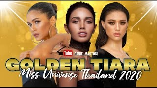 ROAD TO MISS UNIVERSE THAILAND 2020 | 5 GOLDEN TIARA WINNERS (FULL PERFORMANCE)