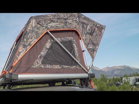 Freespirit Recreation M55 Rooftop Tent