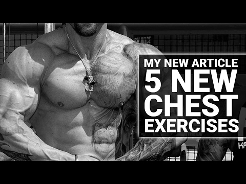 5 New Ways To Jumpstart Your Chest Training Article And More