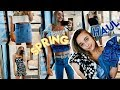 spring/summer clothing haul (i snapped)
