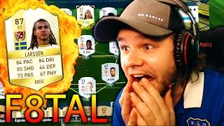 DET ÄR DAGS!! LEGEND HYPE! - F8TAL #1 | FIFA 17 På Svenska