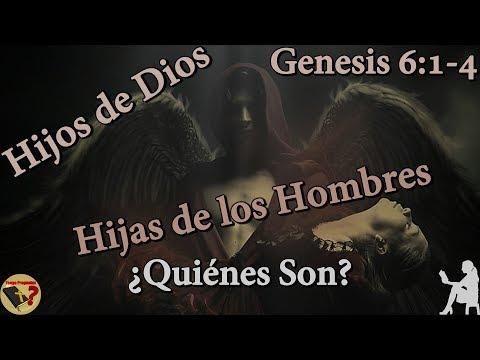 """¿Quiénes Eran los """"Hijos de Dios"""" en Génesis 6:1-4? - Tengo Preguntas"""
