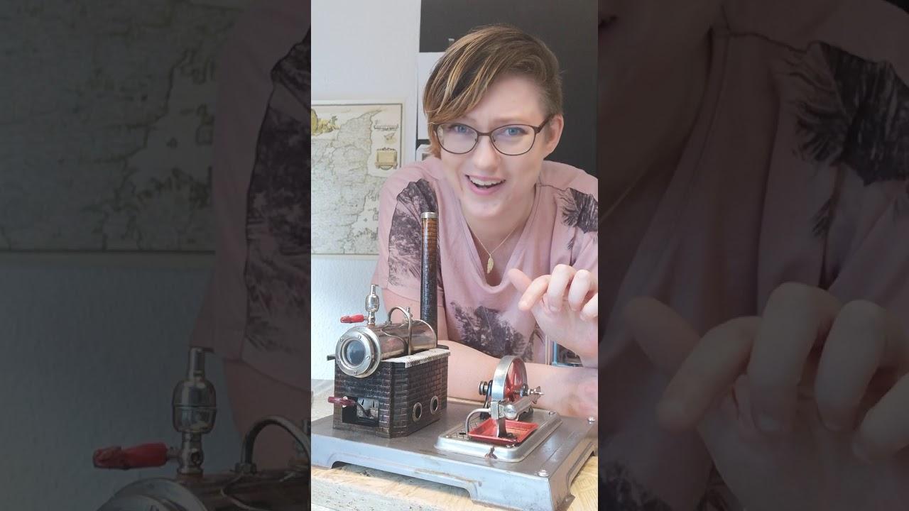 Historie undervisning om dampmaskinen opfindelse