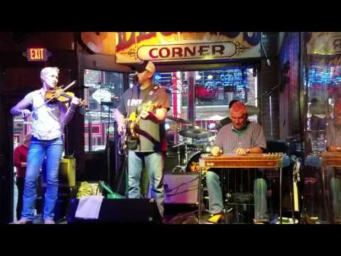One Woman Man With The Amazing Tom Killen on Steel Guitar