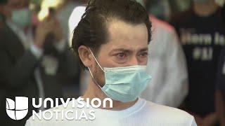 Este hispano estuvo internado 111 días en cuatro hospitales debido al covid-19 y un derrame cerebral