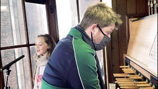 Dandini Dastana (Turkish Lullaby) - Carillon (49 bells)   Aïsha & Richard   Laur