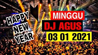Download OPENING PARTY 2021   DJ AGUS MINGGU 03-01-2021   DJ AGUS TAHUN BARU 2021 HBI   FULL BASS