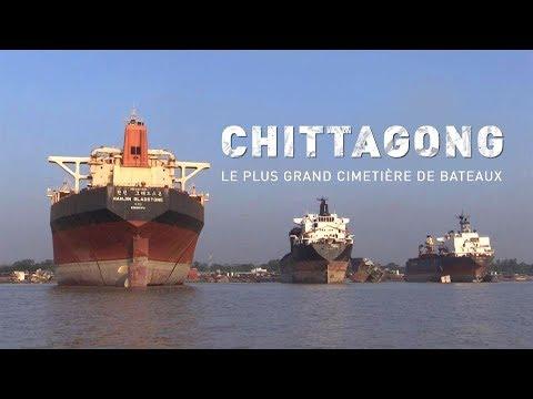 Chittagong, le plus grand cimetière de bateaux