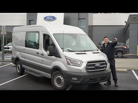 2020 Ford Transit - Everything You Need To Know!