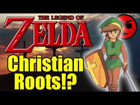 Legend of Zelda's UNBELIEVABLE Origins in Christianity! (No Spoilers) - Game Exchange