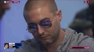 EPT12 Дублин 2016 Хай Роллеры € 25 000 Финальный Стол - 6