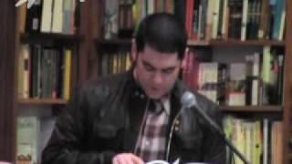 Greg Prato's 'Grunge is Dead' book reading on Long Island, New York: 4 / 8/09