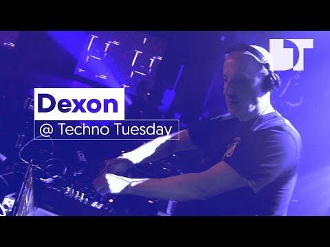 Dexon at Techno Tuesday (Amsterdam)