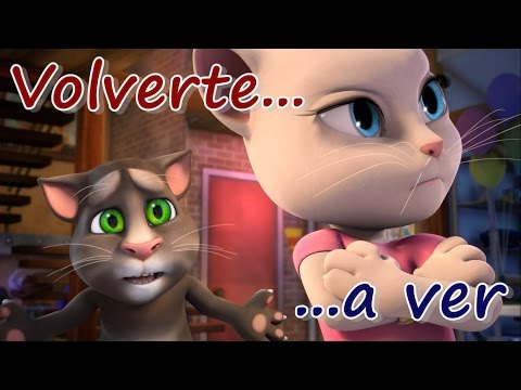 Volverte a ver | CNCO ft Talking Tom