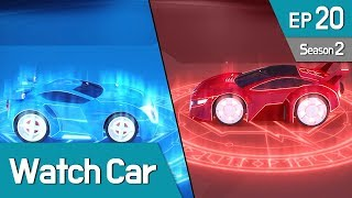 Power Battle Watch Car S2 EP20 Unforgettable Match