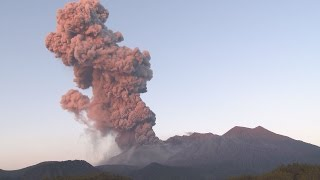 Terrifying Yet Beautiful Volcanic Eruptions In Incredible 4K