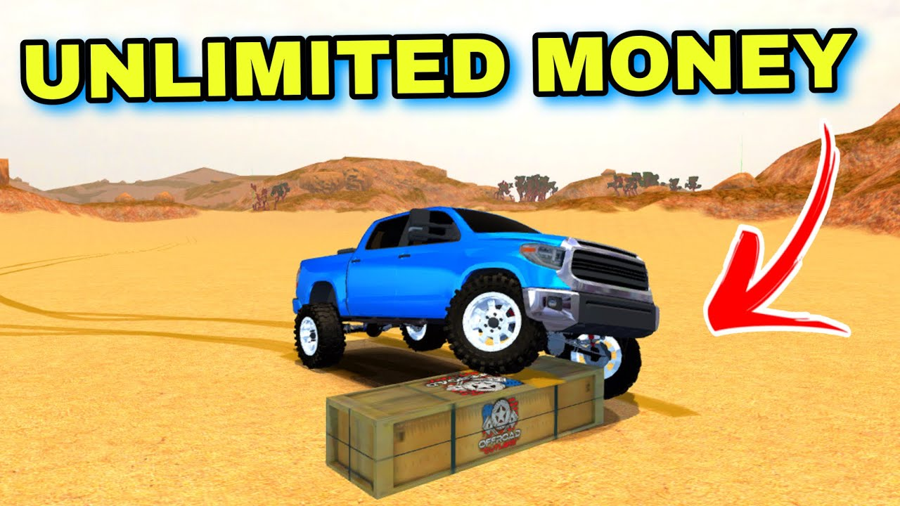 Offroad outlaws NEW *UNLIMITED MONEY* CRATE METHOD!! YOU HAVE TO TRY THIS!