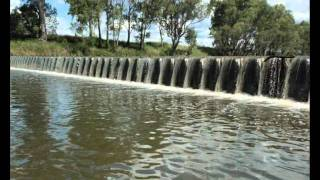 Bonshaw Weir - Dumaresq River