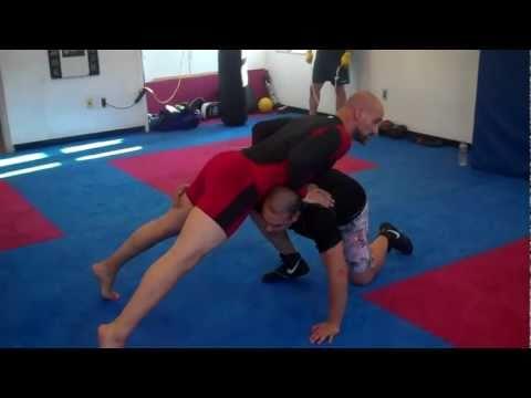Take Down Defense:Sprawling drills for BJJ,Wrestling,MMA