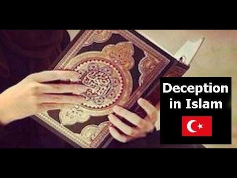 Deception in Islam - What All Non-Muslims Should Know