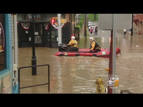 Flooding Causes Significant Damage In Millvale, Residents Left Frustrated