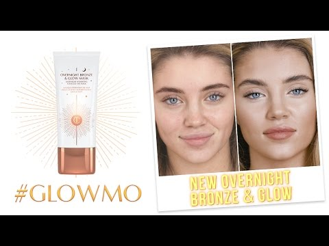 Makeup Tutorial: A Bronzed & Glowing Look | Charlotte Tilbur