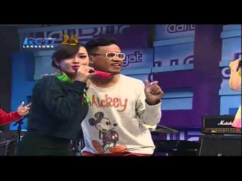 ZASKIA GOTIX [Bang Jono] Live Dahsyat (30-01-2014) Courtesy RCTI