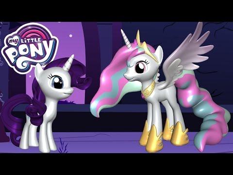 My Little Pony 3D Pony Creator Game - Let's Make Princess Celestia! - Best APPS for KIDS