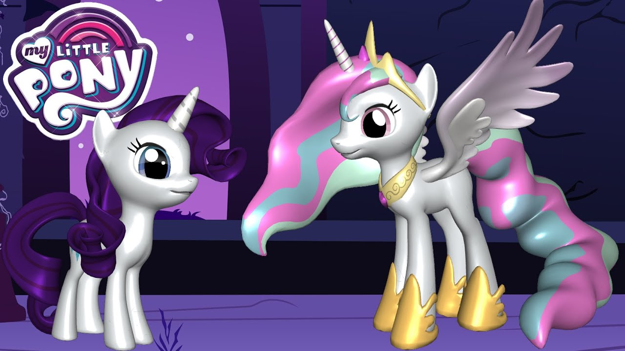 my little pony 3d pony creator game let s make princess celestia