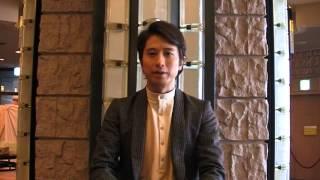 『クリプトグラム』出演の谷原章介さんよりメッセージが届きました。 **...