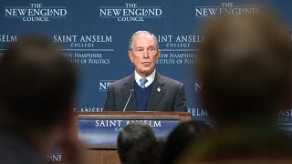 Michael Bloomberg could be the Democrats' 'centrist hope'